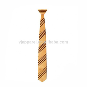 Hot Wood Tie Clip-On Party Wedding wood bowtie Men's Fashion Wood Tie