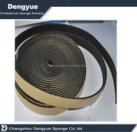 waterproof self-adhensive mechanical polyurethane foam seal