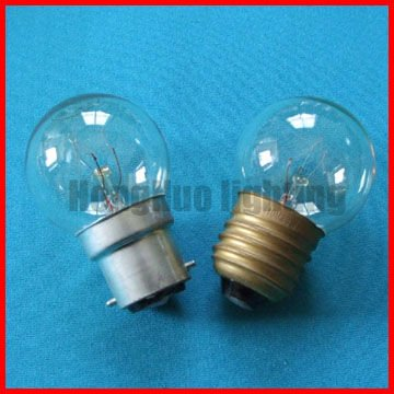 Ball Type G40 Frosted Bulb 40W E14