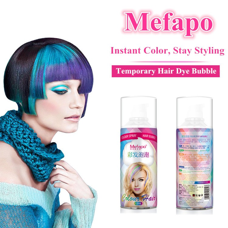 One Daywash Out Color Hair Mousse Buy Color Hair Moussewash Out