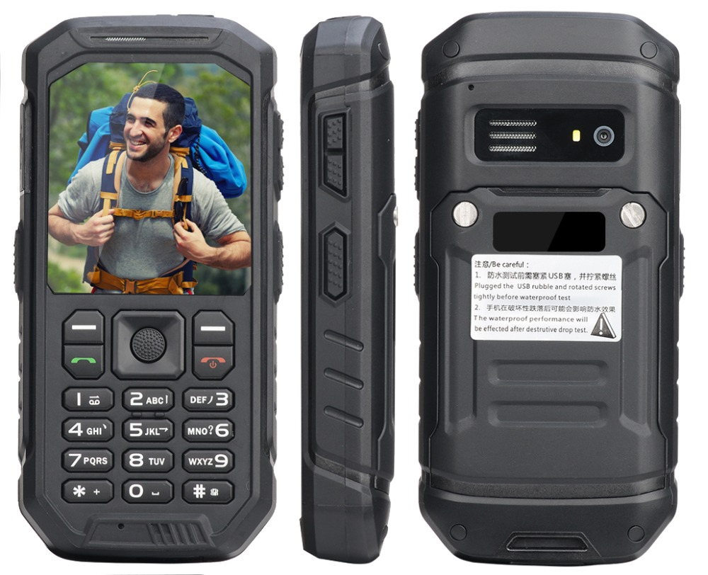 2016 Hot Sell In Europe Area Rugged Keypad Mobile <strong>Phone</strong>