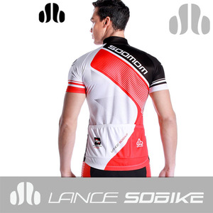 anti UV plus size quick dry Ergonomic Multi panel construction top cool fabric ropa de ciclismo BMX/Downhill Jersey
