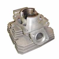 RX100 50mm 2-stroke Motorcycle Engine Cylinder Body Block