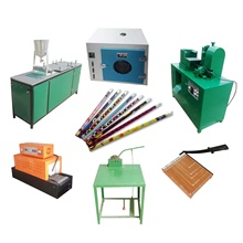 School potlood making machine krant potlood recycling potlood making machine