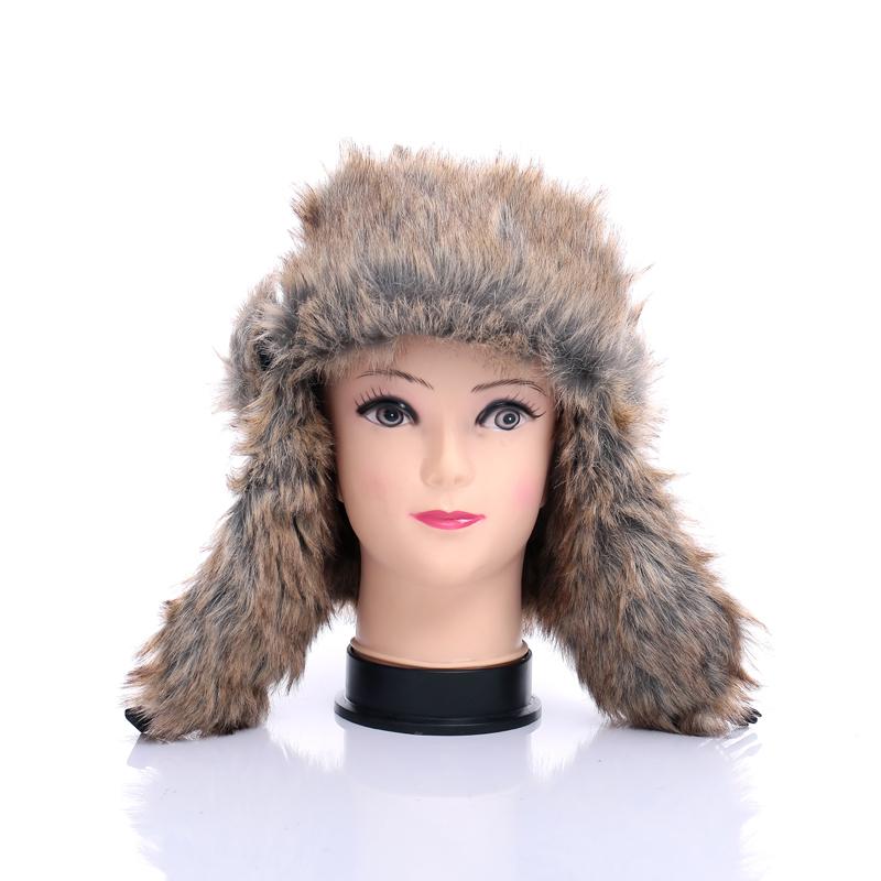 bb74d0937af Get Quotations · 2015 Fashion Colors Big Promotion Bomber Trapper Hats Caps  Leisure Cotton Winter Hats Caps Warm Men