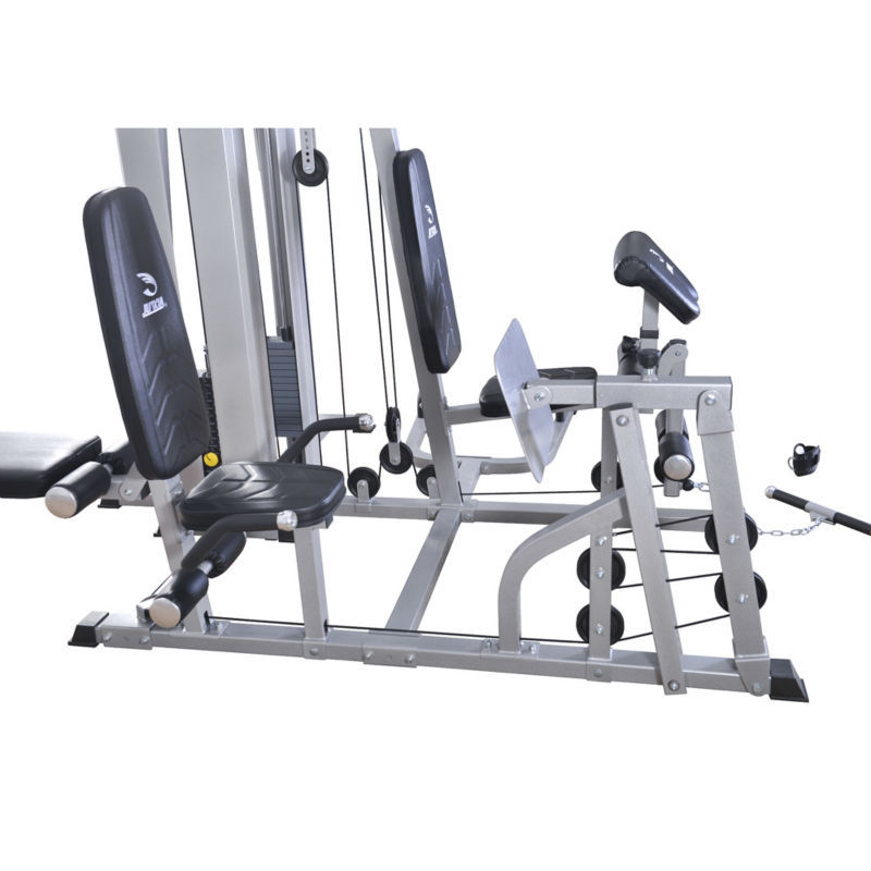Luxury multi station home gym equipment gym machine sale for home