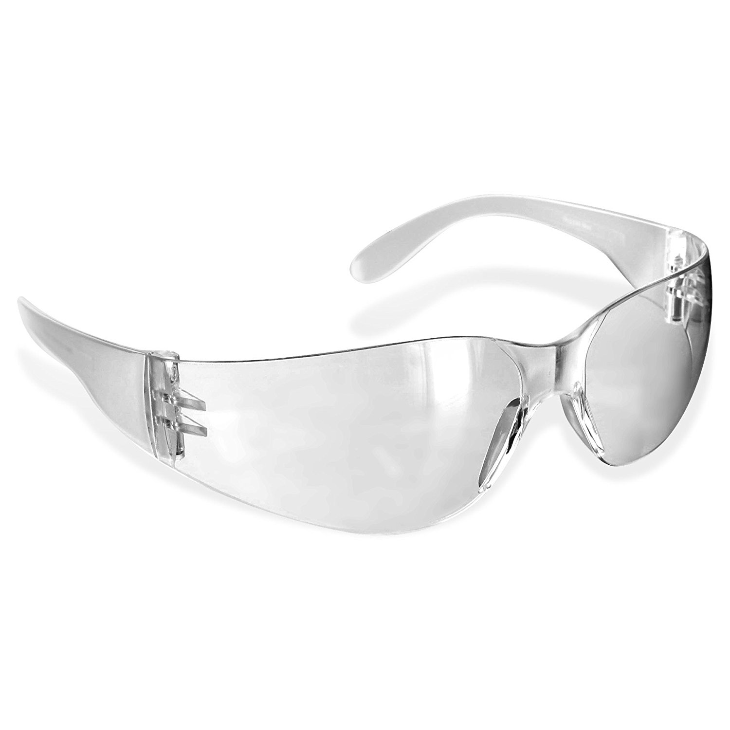 d3b21c21cc13 Rugged Blue Mojave Safety Glasses in Clear (12 Pack) -  OSSG-SFTEYSG1000025677