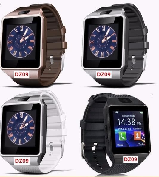DZ09 fashion and cheap smart watch for android phones