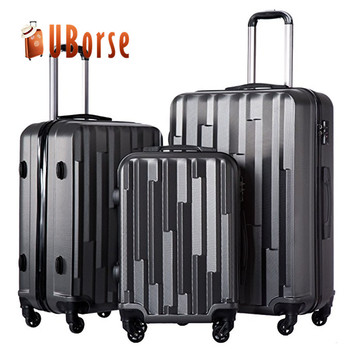 ac43007f756d Abs Pc Hard Shell Travel Luggage Sets,Cabin Light Weight Trolley Luggage  Suitcase - Buy Luggage Suitcase,Cabin Luggage,Travel Luggage Sets Product  on ...