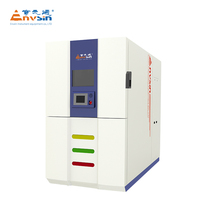 50 Litre High Accuracy Thermal Shock Test Chamber with 2 Zones