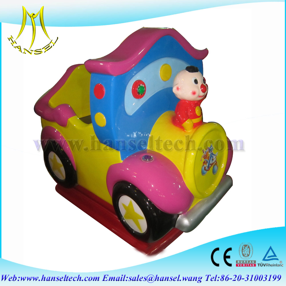 Hansel economical coin operated toys for baby riding play