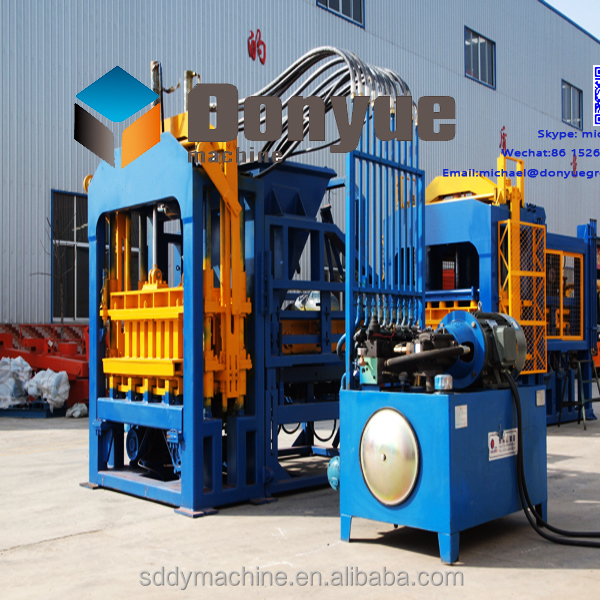 hot sale flyash brick manufacturing machine cost in south africa