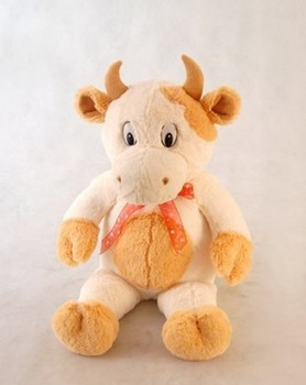 Custom Stuffed Animals Plush Cow Toy Stuffed Black Cow Toy Buy