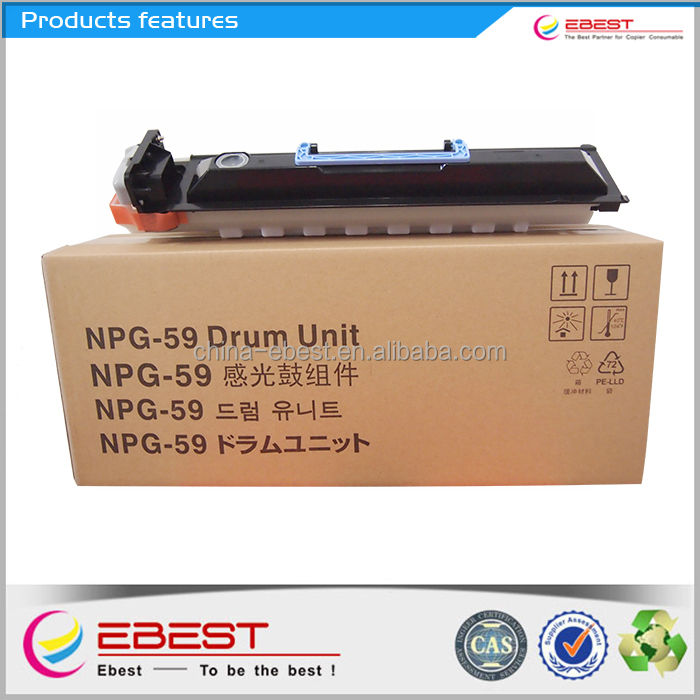 Unit Drum Kompatibel untuk Remanufactured Canon NPG28 Ir2016 IR2018 Ir2020 IR2022 Unit Drum