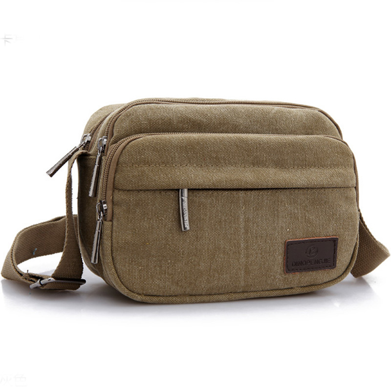 2015 New Satchel Casual Bag Man Canvas Luxury Fashion Men Messenger Bags  Brand Handbags Women Bags e27abc8099622