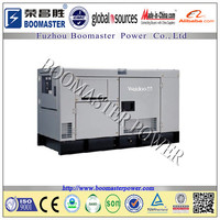 competitive price Yanmar engine 3 phase diesel generator