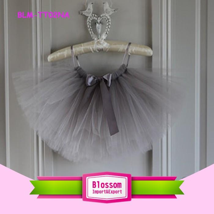America Apparel Kids Fancy Mini Tutu Skirts Factory Directly Children Frock Pattern Beautiful Puffy Infant