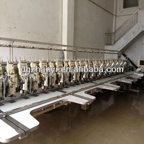 Hot sale industrial swf/d 614 embroidery machine, cheap computerized embroidery machine