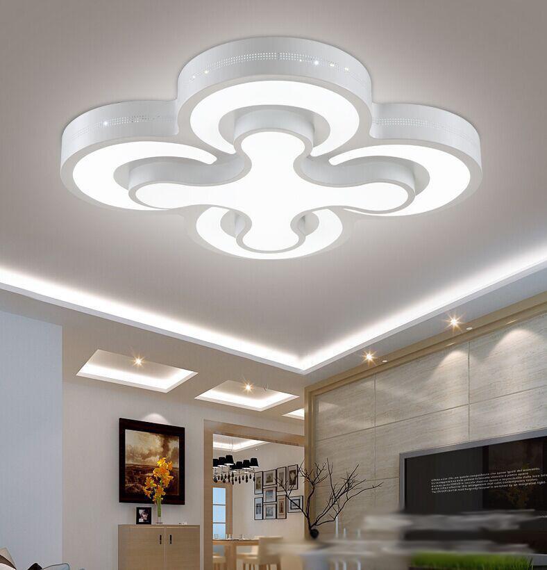 Modern Ceiling Light Kitchen: Aliexpress.com : Buy Modern Led Ceiling Lights 48W Bedroom