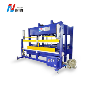 China Foshan manufacturer semi-automatic packing mattress compression machine