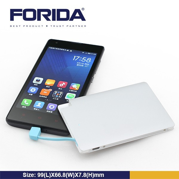 Forida portable power bank for laptop or moblie phone