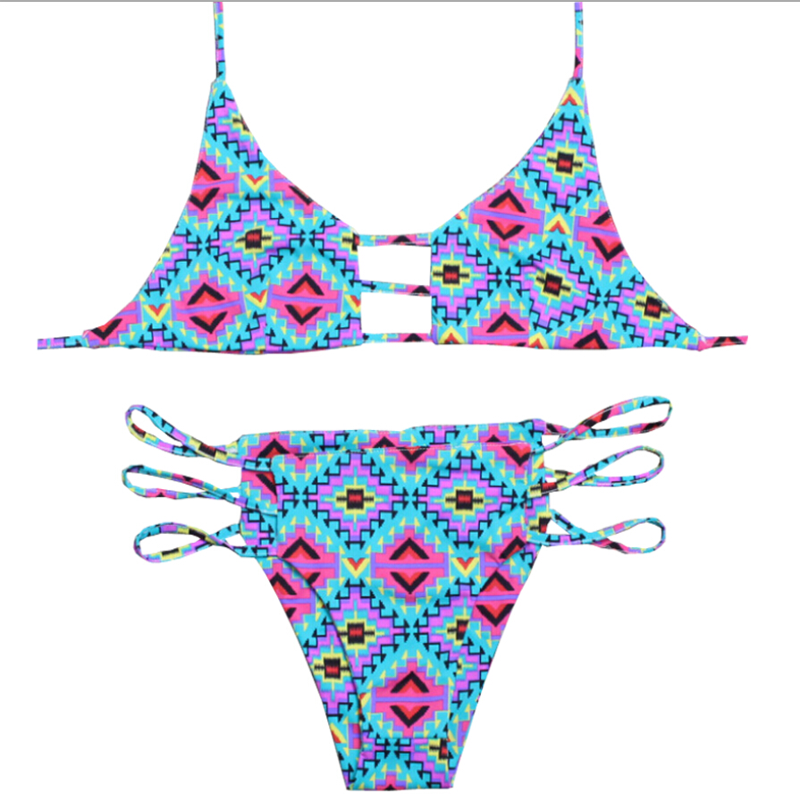 bikini Plus girls size