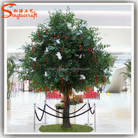 new product guangzhou the artificial of plant price outdoor garden decoration artificial banyan tree wholesale