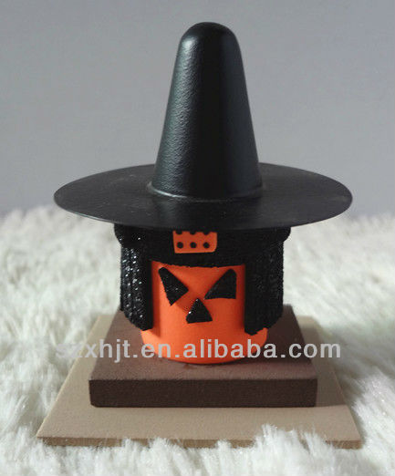 EVA foam deco doll/Eva decoration wizard doll