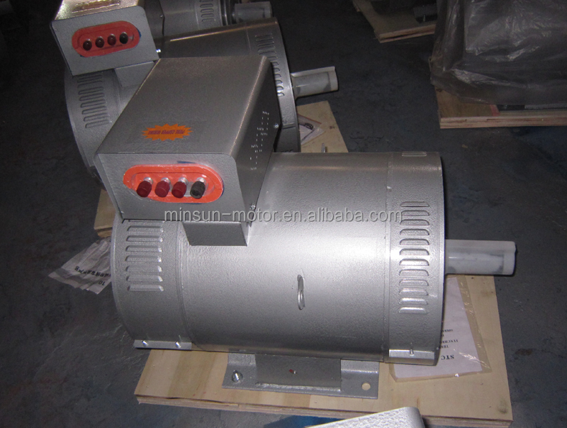 Alternador sin escobillas 380 volt 50 hz 30kw