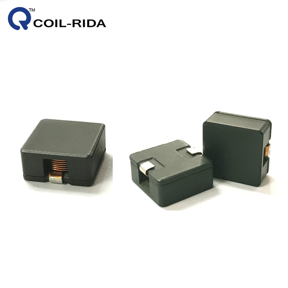 Coil-Rida Brand CSB1250-100M 12*12*5mm Shielded SMD Power 10uh Inductor/power inductor 10uh