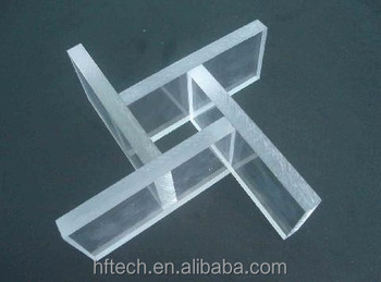 Clear Acrylic Plastic Sheet With High Strength