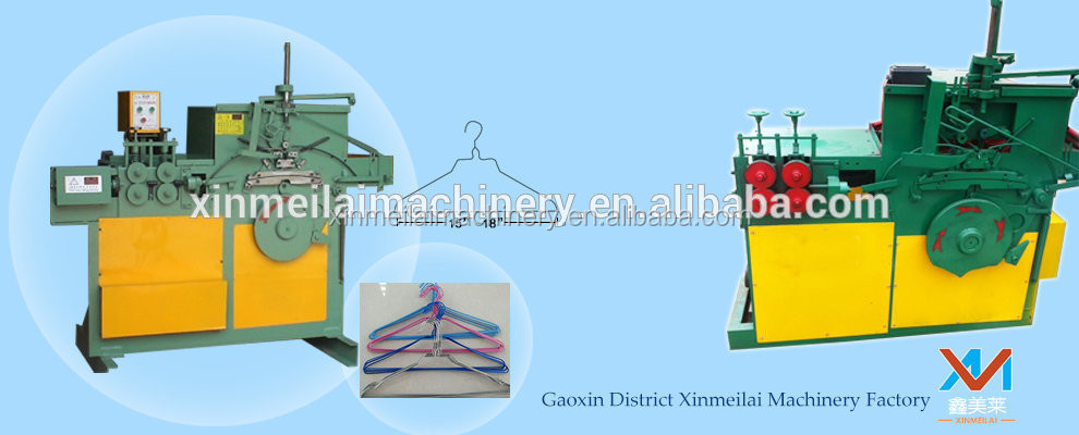 Easy operation!wire hangers making machine for laundry shop