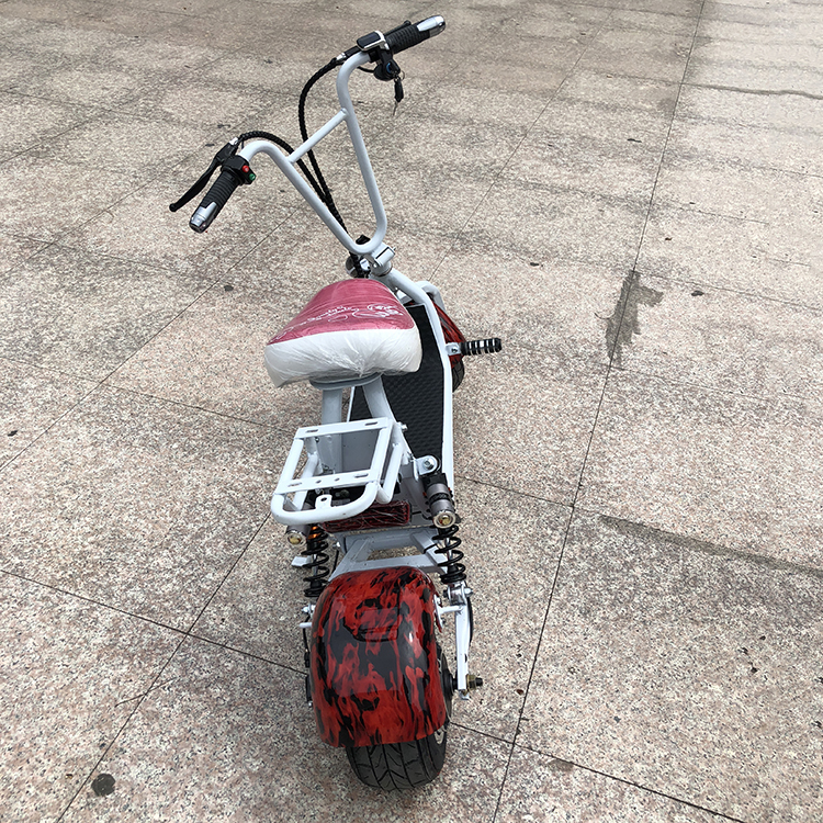 2018 2 Wheel Small Balance 850W electric motorcycle scooter