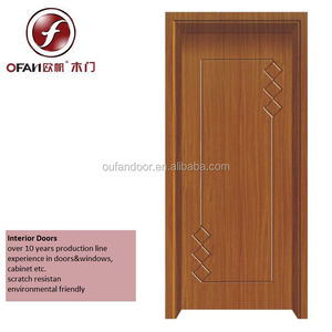 Villa/Hotel Lobby Wood Design Entrance Door