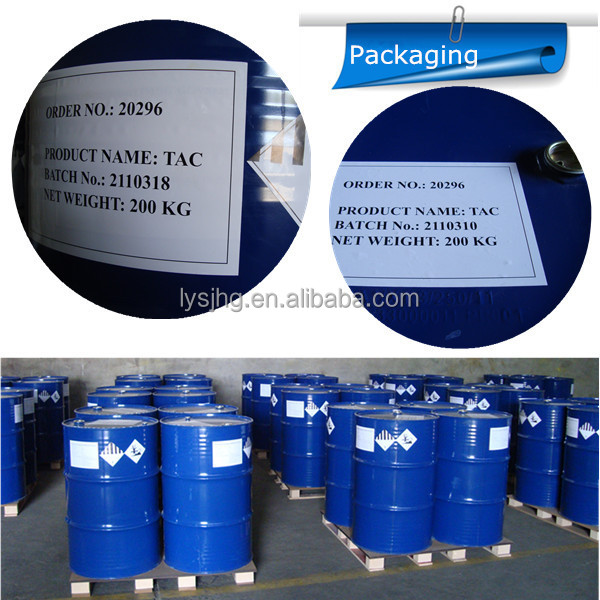 Hardening Agent for Platinum Alloy TAC CAS 101-37-1 Triallyl Cyanurate