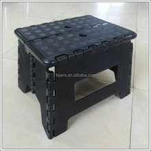 high quality folding step plastic stool
