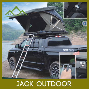Easy Set Up Hard Shell Maggiolina Remote Roof Top Tent