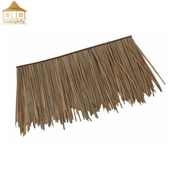 Artificial synthetic thatched roof landscape special bionic thatched grass