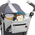 Baby Stroller bag saco Nappy Diaper bag Maternity Hosptial carriage hanging basket organizer bag bolsa maternidade
