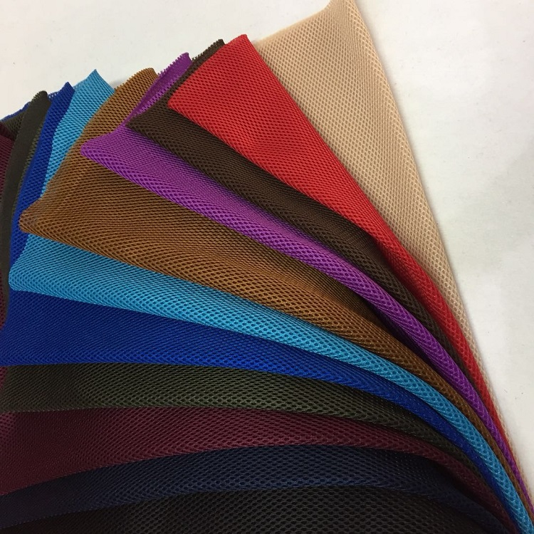 Breathable air sandwich 3d mesh fabric 3D Spacer Mesh Fabric for shoes,car seat upholstery