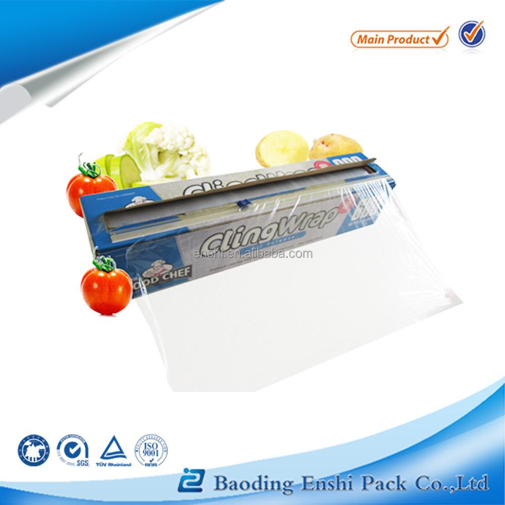45 cm de ancho biodegradable papel film para cocinar film - Film para cocinar ...