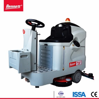 Ride On Type Small Size Industrial Floor ScrubberFloor Cleaner - Small industrial floor cleaning machines