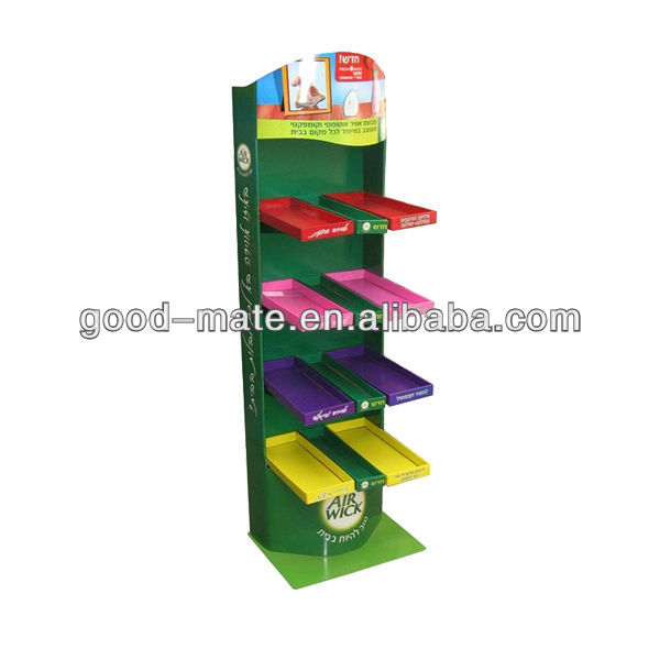 Cardboard Display Rack Furniture for Shop Shoe Store Retail