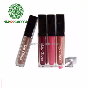 2016 Hot Sell Makeup Waterproof Light Up Lip Gloss