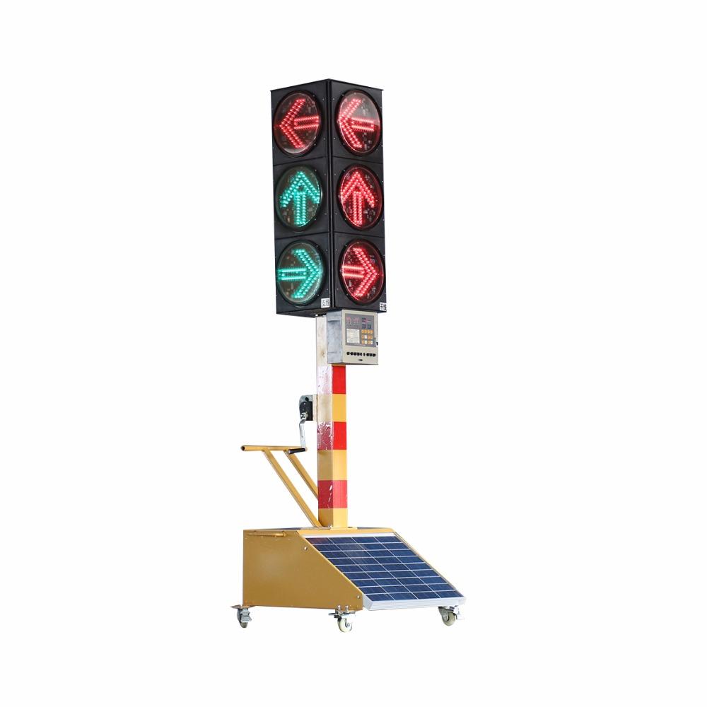 Serviceable Indoor Solar Led Lamp 12v Road Traffic Sign Portable Flasher Light Buy Signindoor 12vportable