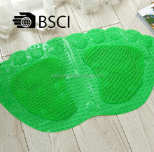 rubber anti-slip shower mat