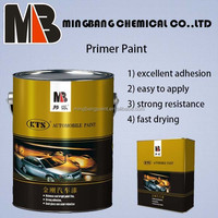 Fast Dry 2k Epoxy Primer Surface Paint For Car
