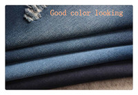 4 way stretch cotton denim fabric