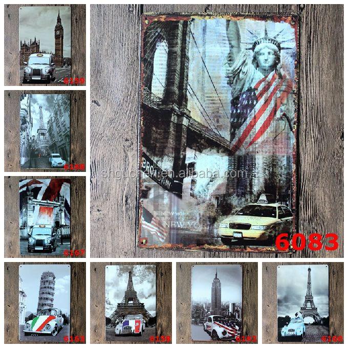 Volkswagen Parking Only Targhe Cartello Latta Targa in Metallo Retro Poster Arte Decorazione della Parete per Bar Pub Cafe