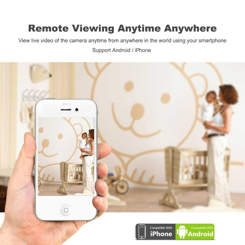 Cctv Camera 355 Pan Tilt,Android Wifi Ip Cam Viewer Source Code With Tutk  Server,Wireless Camera System Home Security - Buy Wireless Pan Tilt Ip